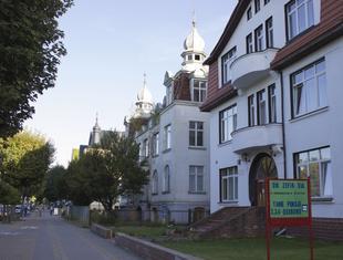 Konkurs na koncepcję architektoniczno-urbanistyczną zagospodarowania przestrzeni publicznej w dzielnicy nadmorskiej w Świnoujściu