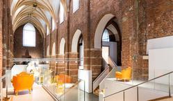 Przebudowa i rewitalizacja części Muzeum Architektury we Wrocławiu