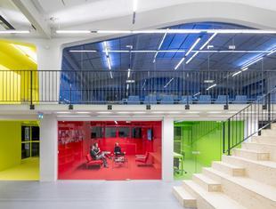 Nowa siedziba pracowni MVRDV