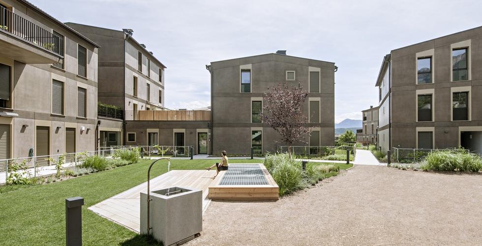 Najlepsze osiedle Południowego Tyrolu