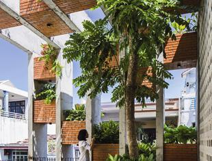 Architektura Wietnamu: dom światłoczuły