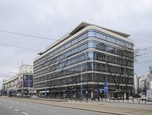 Przebudowa DT Smyk w Warszawie