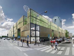 Implant - kontenerowe centrum w Warszawie